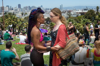 Shows with good sex, such as Sense 8, are hard to find.