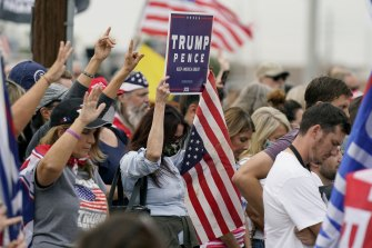 Donald Trump is planning campaign-style rallies to build support for his legal fight against the election outcome.
