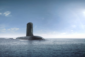 Australia's program to build an attack-class submarine fleet has been plagued by cost blowouts and delays.