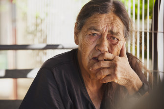 Kokatha elder Sue Coleman-Haseldine contests the Wirangu claim to the massacre.