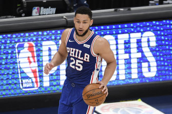 The 76ers say they want to keep Ben Simmons.