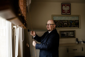 Wojciech Wilk, mayor of Krasnik, Poland, regrets the move.