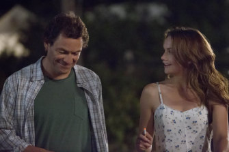 Dominic West as Noah and Ruth Wilson as Alison in The Affair.