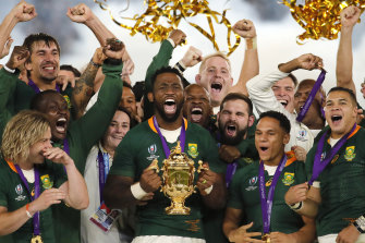 South Africa are no guarantees to contest The Rugby Championship.