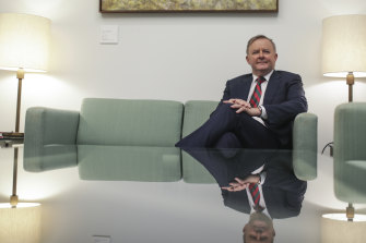 Anthony Albanese said Australia's priority should be to reduce emissions under global agreements.