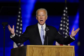 President-elect Joe Biden has an ambitious first-term policy agenda.
