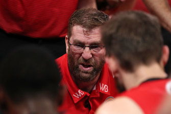 Perth Wildcats coach Trevor Glesson says his side should be declared winners of the NBL championship.