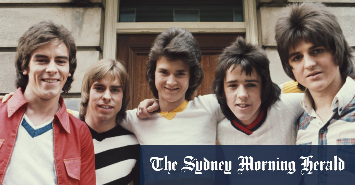 Les McKeown who fronted the Bay City Rollers dies at 65 – Sydney Morning Herald