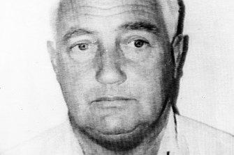 "The North Shore ""granny killer'' John Wayne Glover in an undated image."