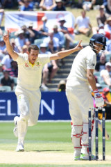 Josh Hazlewood can be an Ashes key.