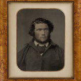 James Johnson, survivor of the wreck of the Dunbar, 1857.