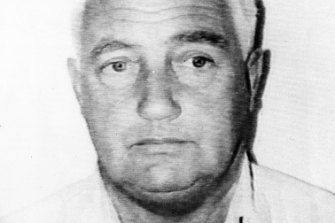 "The North Shore ""granny killer'' John Wayne Glover in an undated image."