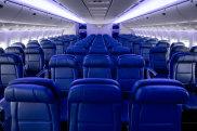 SatNov24Flight - DL41 Los Angeles to Sydney - Delta Airlines Boeing 777-200LR - text Katrina Lobley