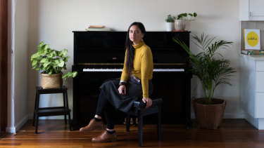 Screen composer Caitlin Yeo has written the music for three films showing at the Sydney Film Festival next month.