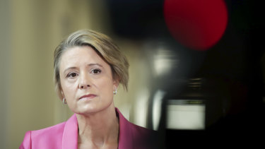 Labor's home affairs spokeswoman Kristina Keneally.