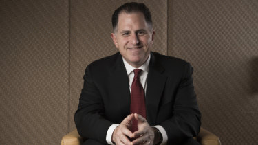 Michael Dell, who owns 72 per cent of the company's common shares, will remain as chairman and CEO.