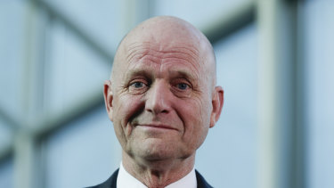 David Leyonhjelm told Fairfax Media there were several policy differences between Mark Latham and the Liberal Democrats.