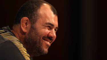 Wallabies coach Michael Cheika is rumoured to have several options should he leave the Australian post after the World Cup.