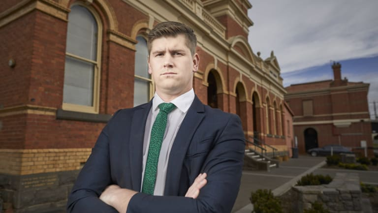 Liberal Party backs independent candidate who says homosexuals can be cured