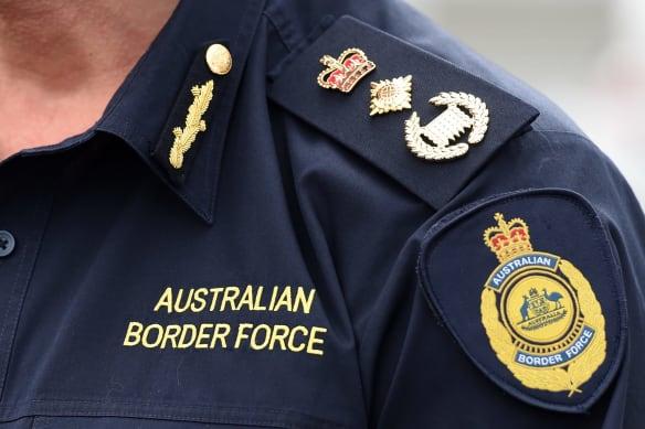 Two men allegedly hide 4.5kg of drugs in body-worn braces at Brisbane Airport