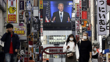 Japan has also avoided a tough lockdown, with no enforcement mechanism to shutter businesses or keep people at home.