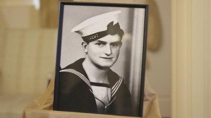 Teddy Sheean, extraordinary ordinary seaman, is finally awarded the VC