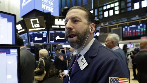 Global sharemarkets rally for a second day, setting aside trade fears