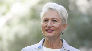 Independent MP Kerryn Phelps.