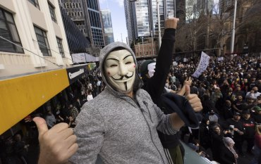 'Anger, desperation and frustration': Readers try to make sense of anti-lockdown protests