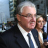 Lawyer 'categorically' denies advising Labor boss to cover up $100,000 illegal donation