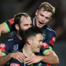'There are no fractures in this team': Stuart comes out swinging after Raiders win