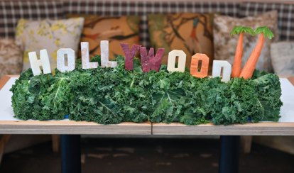 Leaf of faith: why Hollywood is going vegan