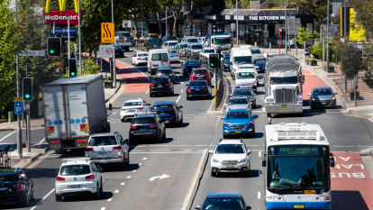 Sydney's traffic returning to pre-COVID levels as driving skills deteriorate