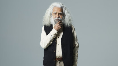 Jack Charles: 'Australia is particularly – oddly still – racist against its First Nations people'