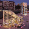 Green Square Library architects win two more awards
