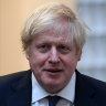 Boris Johnson's government, at odds with media, eyes BBC funding change
