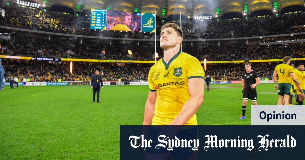 Something Old And Something New My Wallabies Side For Bledisloe I