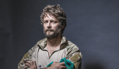 Ben Quilty on the burden of being Australia's artist from central casting