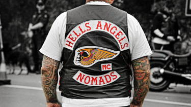 The judge is considering submissions in the long-running legal dispute between the Hells Angles and Redbubble.