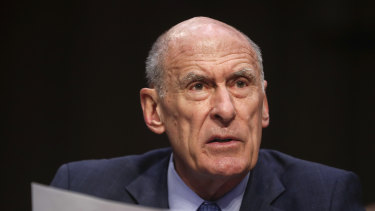 Director of National Intelligence Dan Coats