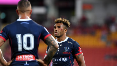 Rebels halfback Will Genia and five-eighth Quade Cooper will play together in Japan.
