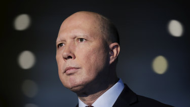 Peter Dutton called on the Victorian Premier to release all correspondence with the Chinese government dealing with the BRI agreement.