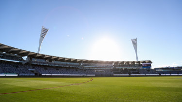 GMHBA Stadium has received a funding boost.