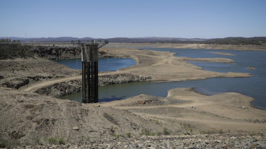 Irrigators in southern NSW have experienced three years in a row of zero or very low water allocations.