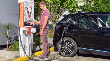 Australia still faces the issue of a lack of electric vehicle charging infrastructure.
