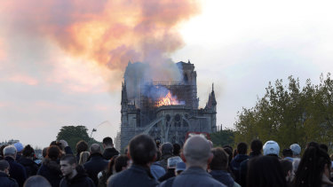 Top theories for the cause of the blaze at Notre-Dame cathedral have emerged.