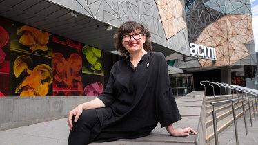 ACMI chief Katrina Sedgwick.