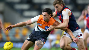 Tim Taranto's spot in the Giants side could be in jeopardy after Leon Cameron said no player was safe next week.