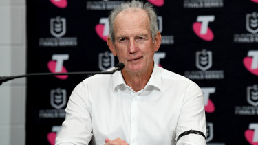 Wayne Bennett will have limited time to work his magic with the second Brisbane franchise.