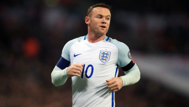 The former captain is England's all-time leading scorer.